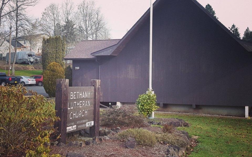 Bethany Lutheran Outside