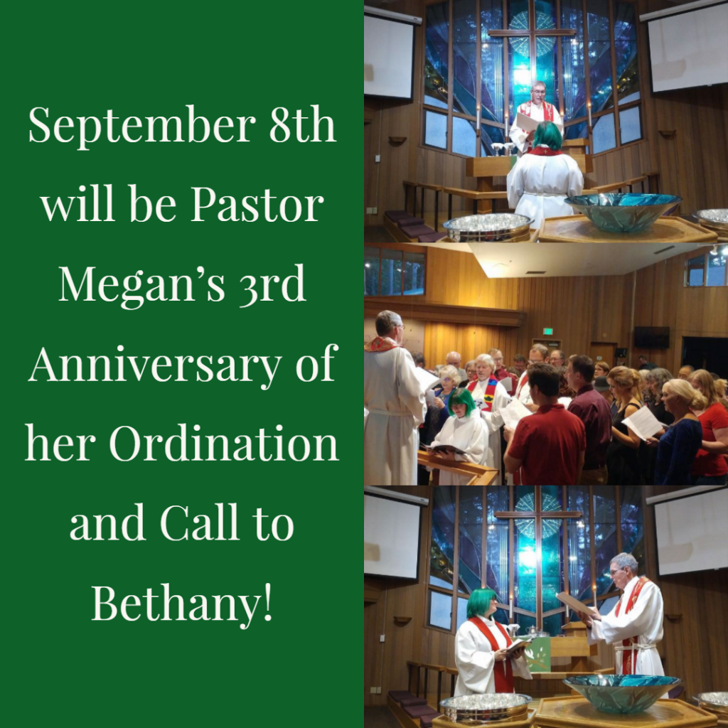 Ordination-versary Facebook post for September 2nd.